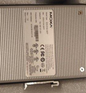 Коммутатор MOXA EDS-510A-3SFP
