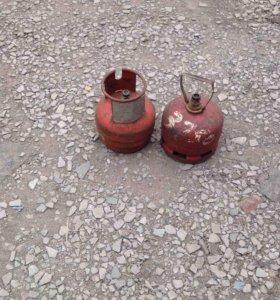 Газовые баллоны 5 литров