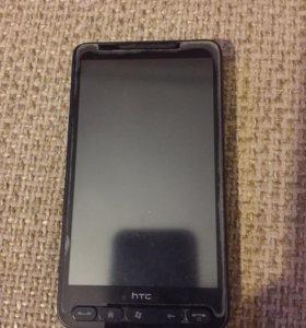 HTC HD2 на операционной системе Windows mobile
