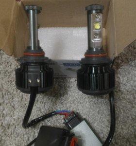 Led лампы hb4/9006