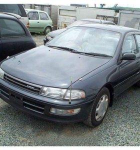 Тойота Карина Toyota carina