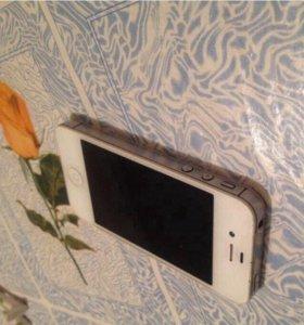 iPhone 4s 16 gig original