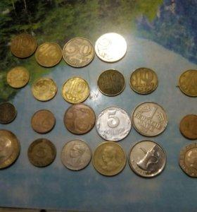 Иностраные монеты