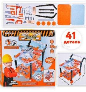 Набор инструментов для мальчишек