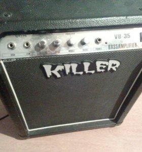 Усилитель killer vb-35