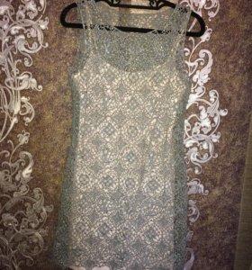 Вечернее платье. Фирменное Louis Vuitton