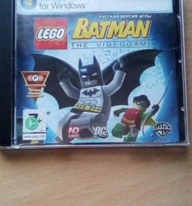Лего Бетмен руская версия