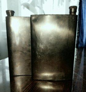 Фляга из нержавеющей стали