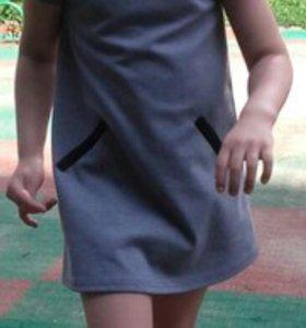 платье от 2 до 4 лет