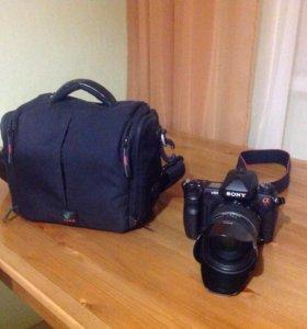 Фотоаппарат Sony alpha-850