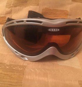 Очки-маска для любителей сноуборда и горных лыж