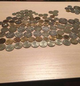 Продам монеты России и Других Стран