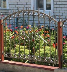 Забор полесадника