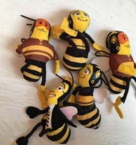 Пчелки мягкие