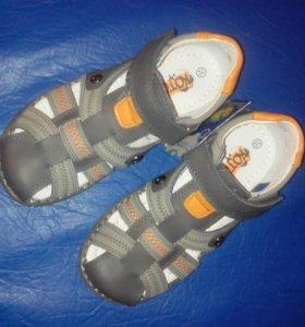 Новые сандали Котофей 31 размер