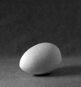 Яйцо Гипсовая фигура