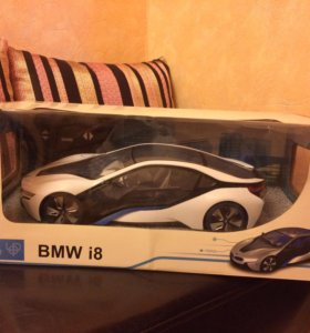 Новая BMW на р/у