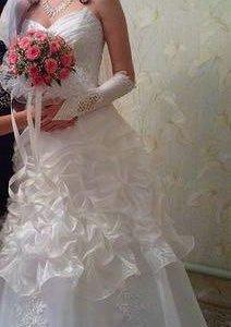 Свадебное платье недорого