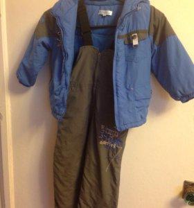 Полукомбинезон +куртка(весна-осень)