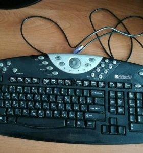 Мультимедиа клавиатура