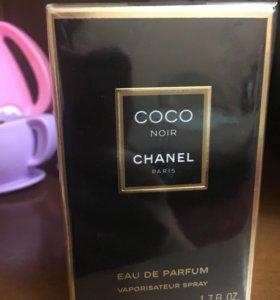 Продаю новый запечатанный аромат Шанель coco noir
