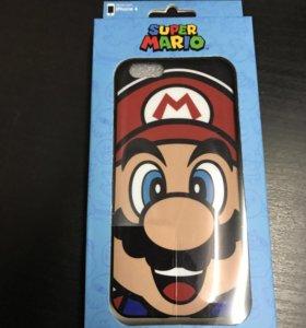 Оригинальный чехол Nintendo Mario для IPhone 6/6s