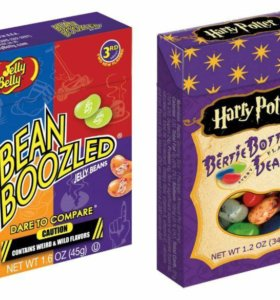 SET Конфет - Jelly Belly Harry Potter+Bean Boozled