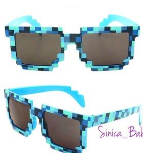 Minecraft солнцезащитные очки