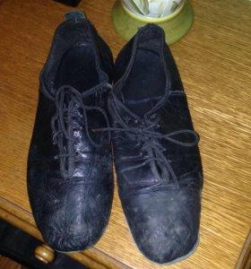Ботинки для танцев