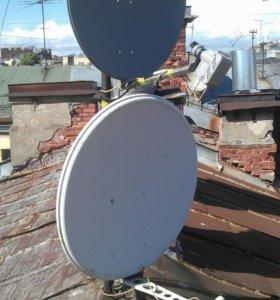 Антенна спутниковая для МТС-ТВ