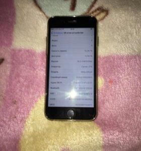 Айфон 6s на 16 г