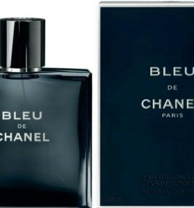 Chanel - Туалетная вода Blue De Chanel 100 ml