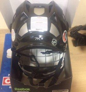 Шлем Reebok 7k S с решёткой 5k S