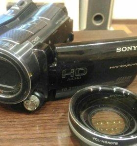 Видеокамера Sony SR12