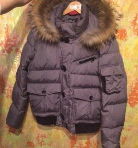 Куртка зимняя мужская SAVAGE