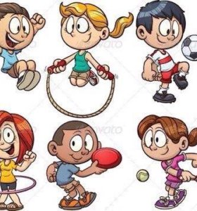 Абонемент на детский фитнес
