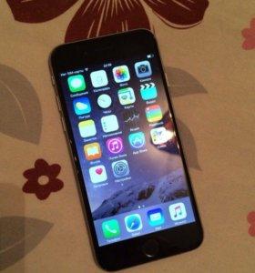 iPhone 6 64 GB телефон на 5+