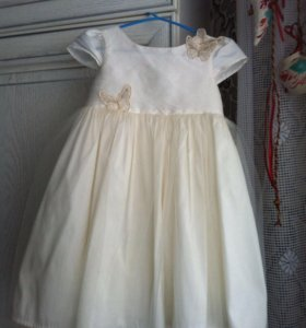 Праздничное нарядное платье Next, р. 86-92