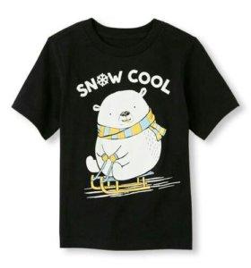 футболка новая