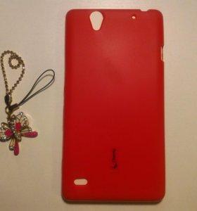 Чехол для Sony Xperia C4.