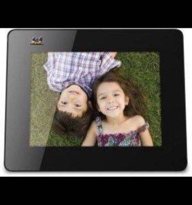 Новая цифровая фоторамка viewSonic