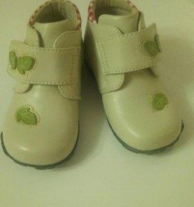 Ботиночки 20 размер
