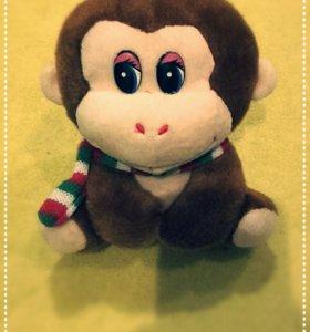 Игрушка ( обезьянка )