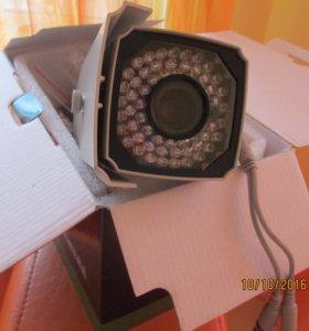 Уличная цветная видеокамера (новая)