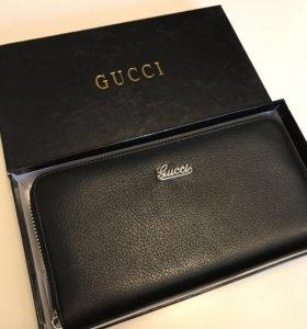 Кошелёк клатч мужской Gucci