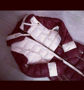 Куртка зима 44р