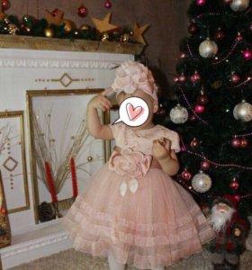 Роскошное платье для вашей принцесс