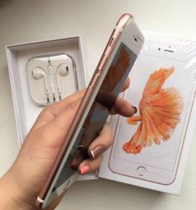 Apple iPhone 6s Plus Rose Gold 64 gb