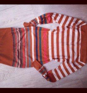 Платье-туника 44р