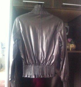 Куртка кожа нат. (Тото)
